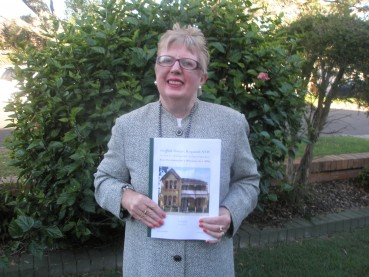 ANNE WITH GRIFFITH HOUSE REPORT – National Trust Awards –  May 14 2014