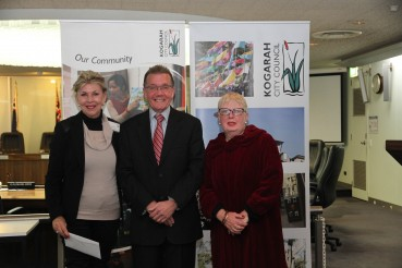 Community Grants Presentations – Kogarah Council –  Aug 18 2015