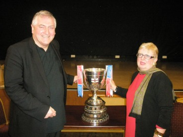 DAVE AND ANNE YORKSHIRE HOLDING TROPHY – May 25 2013