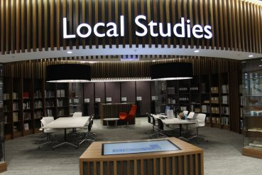 Local Studies – Rockdale City Council Library – July 28 2016