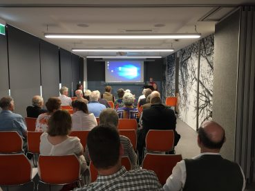 Audience at my Author Talk Oct 20 2016