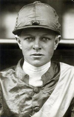 Edgar Britt , Legendary Jockey Passes Away Aged 103