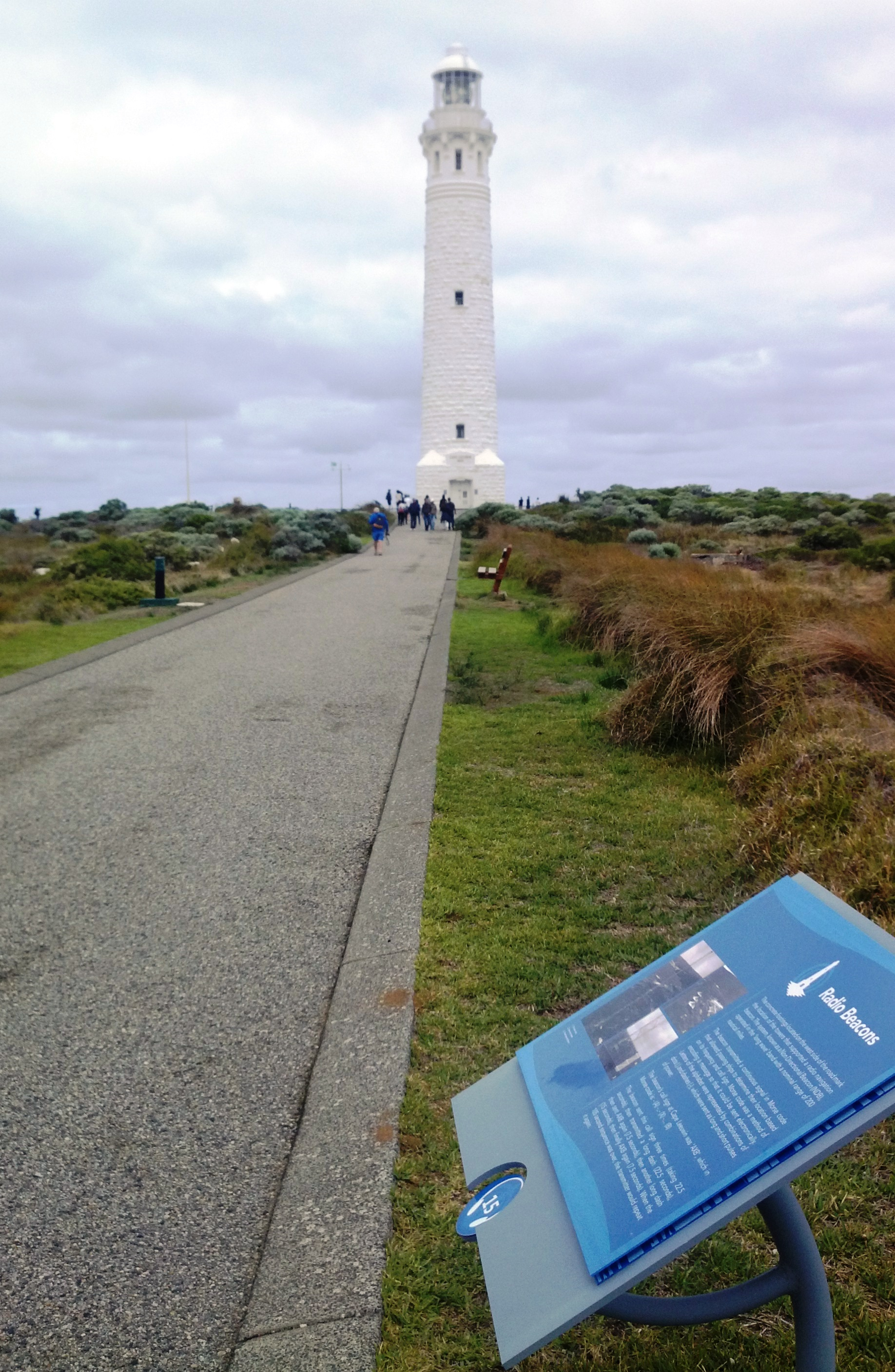 Cape Leeuwin Lighthouse - March 28, 2017
